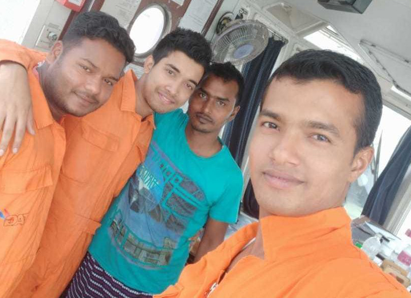 """Modern day slaves"" stranded in Mumbai released with Sailors' Society's help"